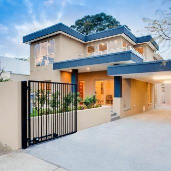 Killara Facade Knockdown Rebuild Sydney
