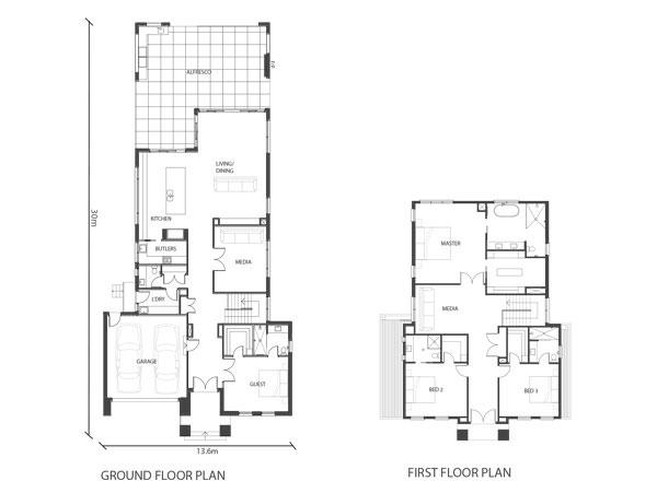Forestville Floorplan