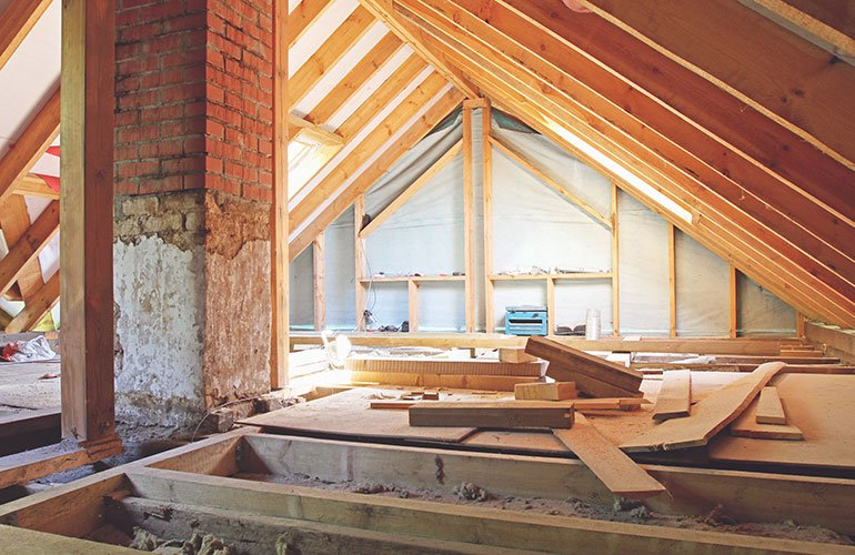 Home Extensions and House Renovations are the Answer